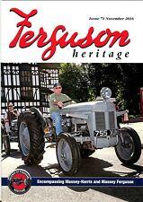 Ferguson Heritage The Magazine of Friends of Ferguson Heritage issue 71