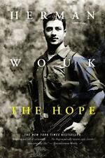 THE HOPE by Herman Wouk Fiction History Israel's Struggle to Survive PAPERBACK