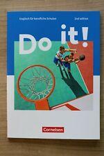 Do it! - Englisch für berufliche Schulen - 2nd edition - A1/A2 - Schülerbuch