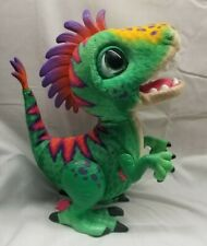 FurReal Friends Munchin Baby T Rex Interactive Talking Toy Pet Dinosaur