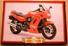KAWASAKI GPZ1100 R GPZ 1100 CLASSIC 1998 SPORTS BIKE MOTORCYCLE PICTURE 1990'S