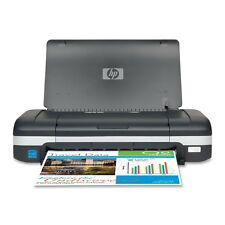 HP OfficeJet H470 A4 Compact Portable Colour InkJet Printer 470 CB026A JM