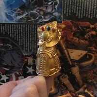 8cm Avengers Endgame War Thanos Infinity Gauntlet Glove For 7-12'' Figure Toys