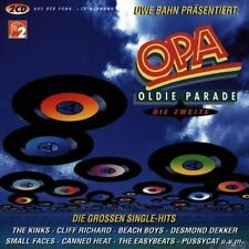 Oldie Parade 2 (OPA, NDR 2) Cliff Richard, Sandie Shaw, Kincade, Daniel.. [2 CD]