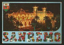 AD8604 Imperia - Provincia - Sanremo - Casinò di notte