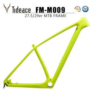 29er PF30 Carbon Fiber Mountain Bike Frame 15/17/19/21 inch MTB Matt/Gloss Frame