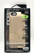 Rechargeable iPhone 6/6s Backup Battery Case By Incipio offGRID, Gold