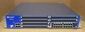 Juniper Networks SRX650 Gateway Security SRX-GP-16GE  SRX650BASESRE6645AP
