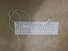 varmilo mechanical keyboard - red switch with white led back-light