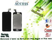 ECRAN LCD IPHONE 5S A1453 / A1533  * A1457/ A1530 COMPLET VITRE TACTILE NOIR