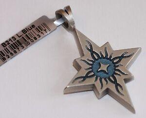 BICO Australia's MEDUSSA EYE (B213) silver plated pendant