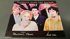 SIXPENCE NONE THE RICHER KISS ME 1999 CD SINGLE COLUMBIA AUSTRAILIA  LEIGH NASH