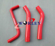 For Honda TRX450 TRX450R TRX 450R 2006 2007 2008 2009 Silicone Radiator Hose RED