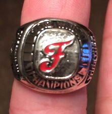 OFFICIAL 2012 INDIANA FEVER - W.N.B.A. CHAMPIONSHIP SOUVENIR RING w/ DISPLAY +