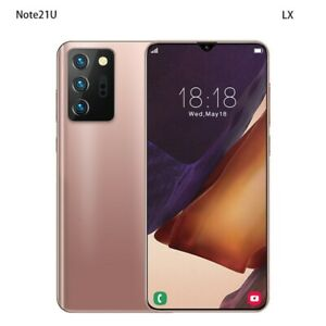 Note21U Unlocked Smartphone 12GB 512GB Android Face ID Dual Camera 6 6.6Inch