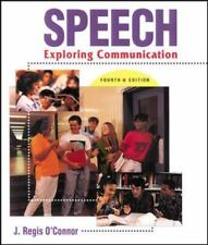 Speech Exploring Communication O'Connor - Free Shipping