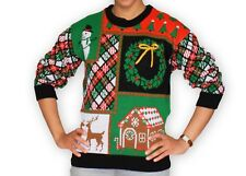 Gift Wrap - Unisex Knit Ugly Christmas Sweater
