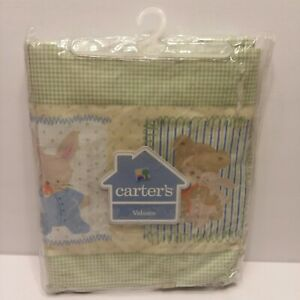 "NEW Carter's Joy Hide & seek Valance Nursery Room 10"" x 70"" Baby Room"