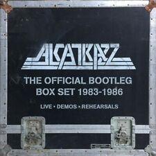 Alcatrazz - Official Bootleg Boxset 1983-1986 [New CD] Boxed Set, UK -