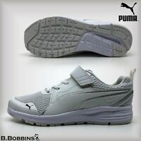 👟 SALE PUMA® Pure Jogger SOFTFOAM+ Trainers Kids Size UK 12 13 1 2 Boys Girls