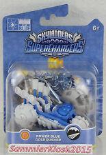 Power Blue Gold Rusher Skylanders Superchargers Land Vehicle ltd. Edition