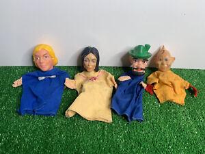 vintage seven arts puppets