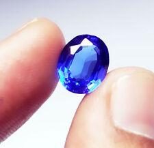 Natürlicher Saphir/Blau  4,12 ct. sehr schöne Farbe  GGL - Zertifikat  Top !