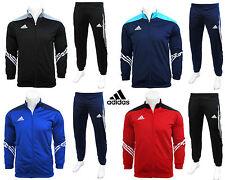 Adidas Boys Junior Kids Full Zip Tracksuit Jogging Top Bottoms Football Age 5-16