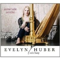 EVELYN HUBER - SOMERVILLE SAMBA  CD NEW