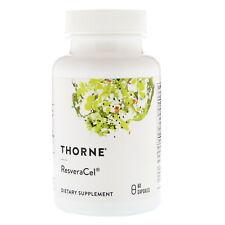 ResveraCel® (Nicotinamide Riboside- Niagen with Resveratrol) -60 Veg Caps-Thorne