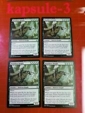 4x Deathless Knight | Throne of Eldraine | MTG Magic The Gathering Cards