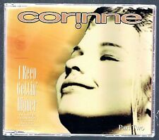 CORINNE I KEEP GETTIN' HIGHER PATR TWO ITALO DISCO CD SINGOLO SINGLE cds