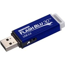 Kanguru FlashBlu30 with Physical Write Protect Switch SuperSpeed USB3.0 Flash Dr