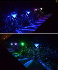 4X Waterproof LED Solar Power Lamp Yard Path Garden Lawn Landscape Outdoor Light