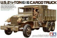 TAMIYA 35218 1/35 U.S. 2,5 Ton 6X6 Cargo Truck