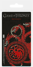 GAME OF THRONES HOUSE TARGARYEN DRAGON RUBBER KEYRING NEW OFFICIAL MERCHANDISE