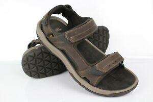 Teva Men's Langdon Sandal Fisherman Size 11 Walnut Brown 1015149