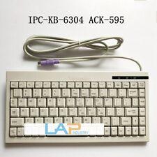 1PCS NEW FOR Advantech Compact Keyboard 88Keys IPC-KB-6304 ACK-595