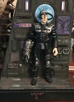 "Vintage 1998 Star Trek Locutus of Borg Ultra 6"" Statue Diorama No. 1429"