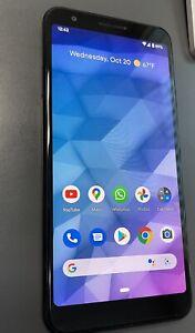 Google Pixel 3a XL  64GB Carrier Unlocked CDMA + GSM 4G LTE Smartphone