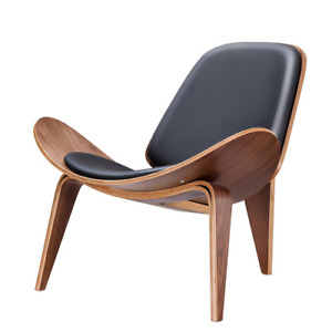 2021 Lounge Nordic Simple Single Sofa Chair Shell Chair