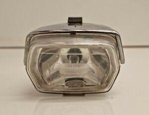 Vintage Sturmey Archer Square Plastic Headlight Suit Raleigh Superbe #4410