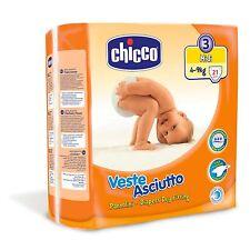 Chicco Veste Asciutto-Windeln Gr. 3 Midi 4-9 kg 21 St.