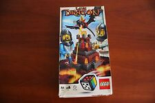 Lego Castle Gear Game Set 3838 Lava Dragon FREE SHIPPING!!!