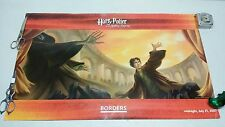 Harry Potter Borders Promo Deathly Hallows Poster 2007