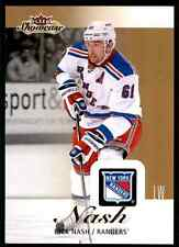 2013-14 Flee Showcase Rick Nash #60