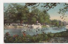 USA, Bathers, Ellsworth Park, Danville, Ill. Postcard, B241