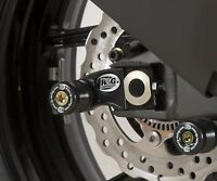 Kawasaki ZX6-R (2007-2019) R&G Racing Offset Cotton Reels/Paddock Stand Bobbins