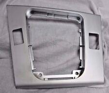 BMW OEM E46 3 Series Sedan Touring Matt Chrome Center Console For Manual Windows