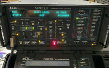 Ttc T Berd 310 Amp 310 1 Communications Analyzer With8 Options As Is